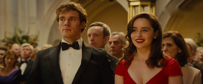 Re: Me Before You